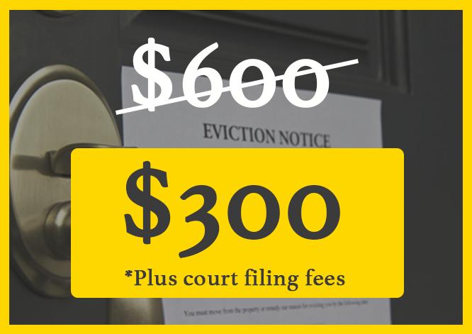 landlord attorney offer